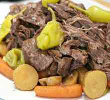 Mississippi Pot Roast in `n Instant Pot resep